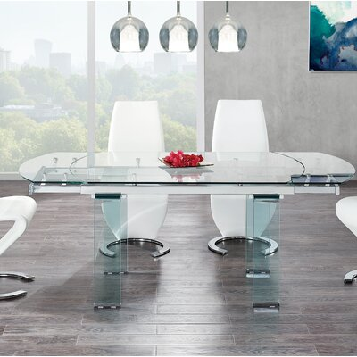 Wilcox Extendable Dining Table