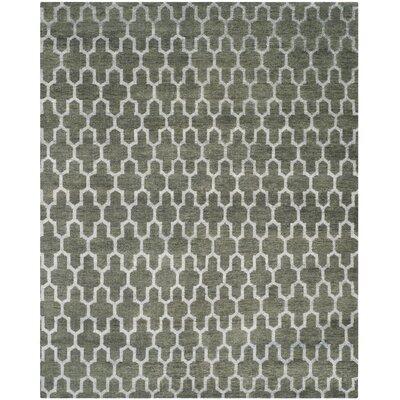 Ashville Charcoal Rug Rug Size: Rectangle 8 x 10