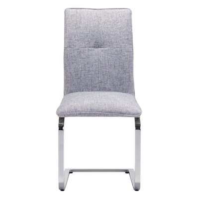 Francis Side Chair Finish: Gray