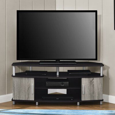 Elian 48 TV Stand Color: Espresso/Sonoma Oak