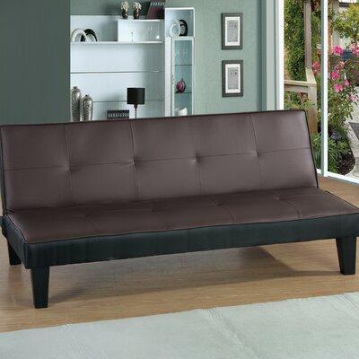 Chavez Convertible Sleeper Sofa Upholstery: Cappuccino