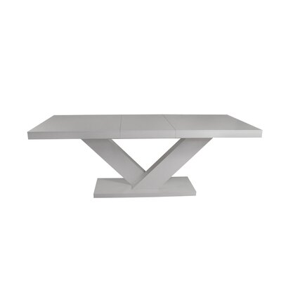 Thurmont Top Dining Table Base Color / Top Color: White/White