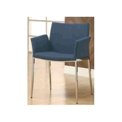 Swanson Arm Chair Upholstery: Navy