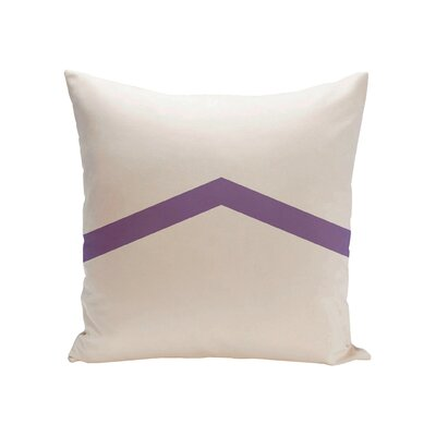 Uselton Throw Pillow Size: 16 H x 16 W, Color: Heather
