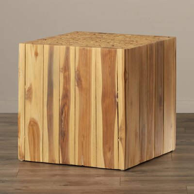 Anton End Table Finish: Natural