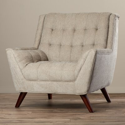 Davis Armchair Color: Dove Gray