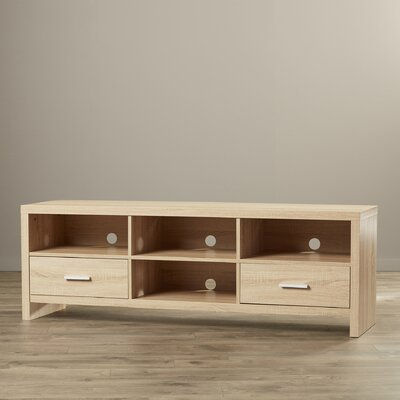 Kersh TV Stand Finish: Weathered White