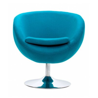 Manchester Barrel Chair Color: Island Blue