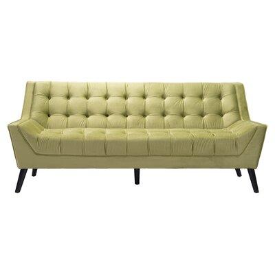 Ballure Sofa Upholstery: Green