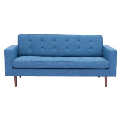 Wichita Sofa Upholstery: Blue