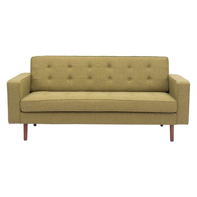 Wichita Sofa Upholstery: Green