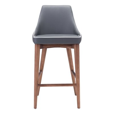 West Covina Dining Chair Upholstery: Dark Gray