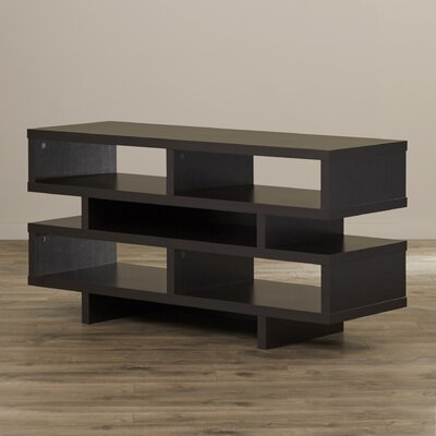 Zoel 47 TV Stand Color: Cappuccino