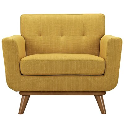 Johnston Armchair Upholstery: Citrus