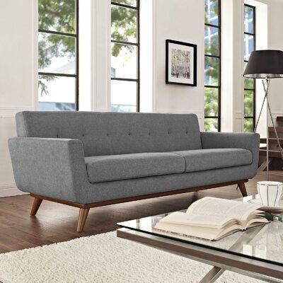 Saginaw Upholstered Sofa Upholstery: Expectation Gray