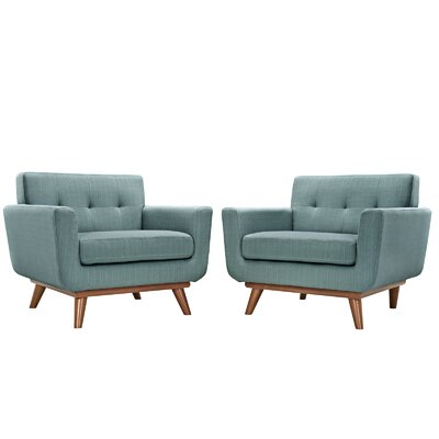 Saginaw Arm Chair Upholstery: Laguna