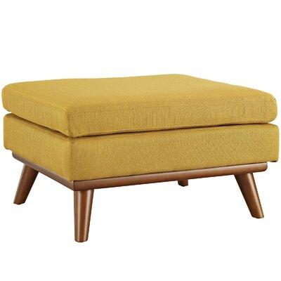 Saginaw Ottoman Upholstery: Citrus