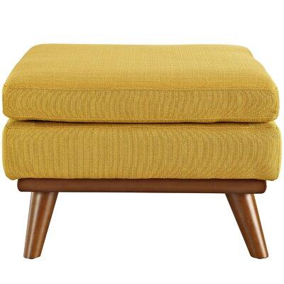 Johnston Ottoman Upholstery: Citrus