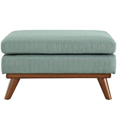 Johnston Ottoman Upholstery: Laguna
