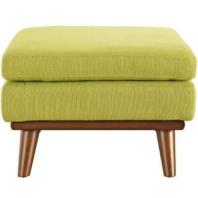 Johnston Ottoman Upholstery: Wheatgrass