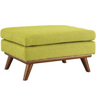 Saginaw Ottoman Upholstery: Wheatgrass