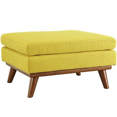 Saginaw Ottoman Upholstery: Sunny