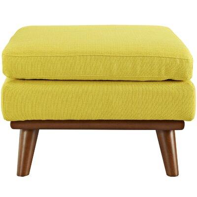 Johnston Ottoman Upholstery: Sunny