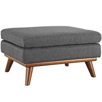Saginaw Ottoman Upholstery: Gray