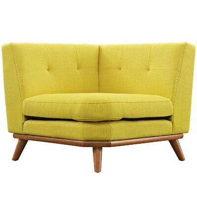 Saginaw Arm Chair Upholstery: Sunny