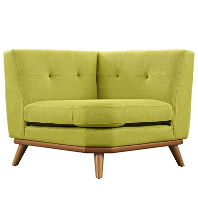 Johnston Armchair Upholstery: Wheatgrass