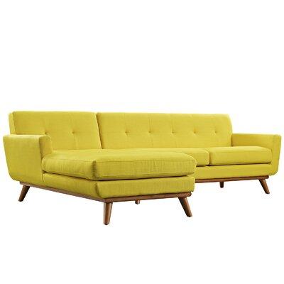 Saginaw Modular Sectional Upholstery: Sunny