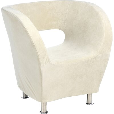 Clarinda Modern Barrel Chair
