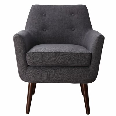 Adamstown Armchair Upholstery: Grey