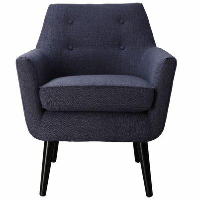 Adamstown Armchair Upholstery: Navy