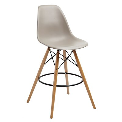 Junia Side Chair Finish: Grey