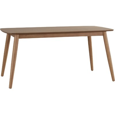 Brownsville Dining Table Finish: Natural