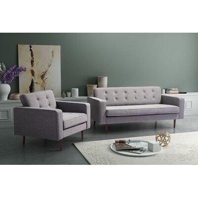 Wichita Sofa Upholstery: Gray