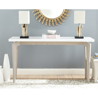 Kelly Console Table Finish: Grey