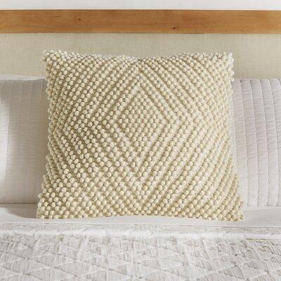 Justus Wool Cotton Throw Pillow