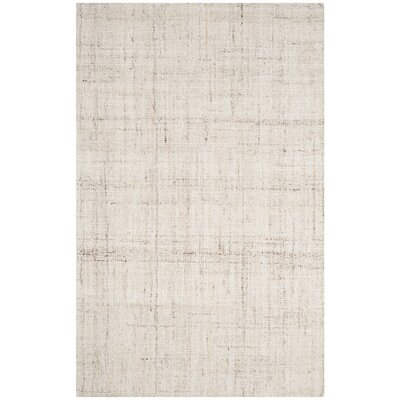 Muckamore Hand-Tufted Ivory Area Rug Rug Size: 6 x 9
