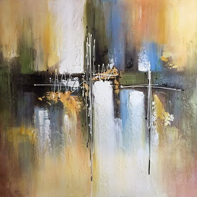 Abstract Original Painting CSTD2401 30596545