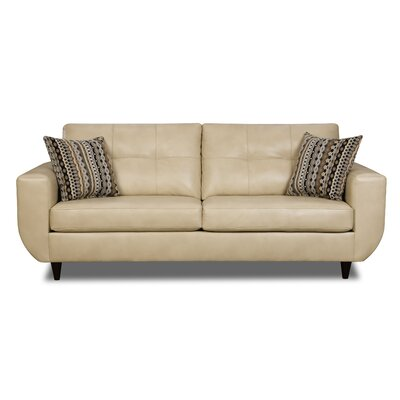 Simmons Upholstery Aldgate Sofa Upholstery: Champagne