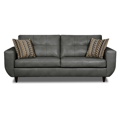 Simmons Upholstery Quarterman Sofa Upholstery: Seal