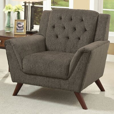 Carnduff Deep Tufted Chair