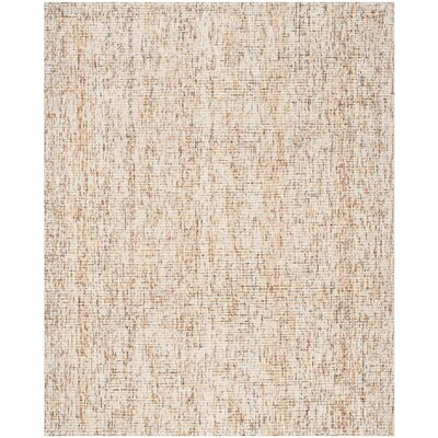Cary Hand-Tufted Charcoal Area Rug Rug Size: 4 x 6