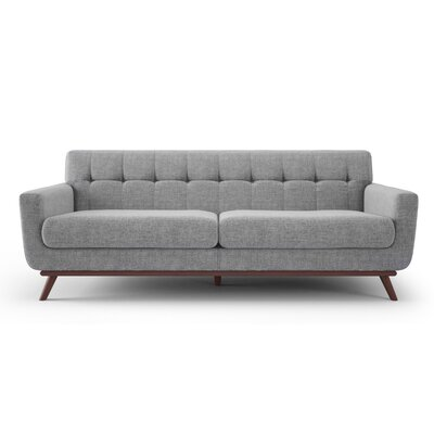 Jasper HIll Sofa Upholstery: Gray