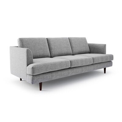 Jones Way Sofa Color: Gray