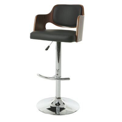 Syracuse Adjustable Height Swivel Bar Stool