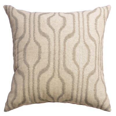 Lurganure Throw Pillow Color: Sage