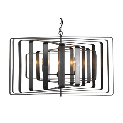 Figuaro 6-Light Foyer Pendant